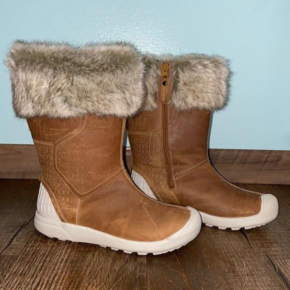 Keen Freemont Zip Waterproof Winter Boots 7